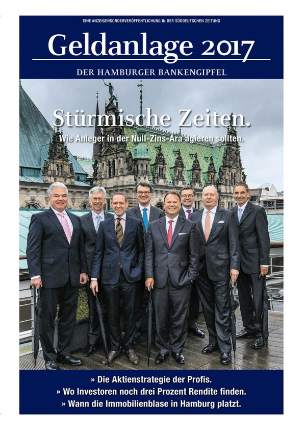 SZ Bankengipfel Hamburg