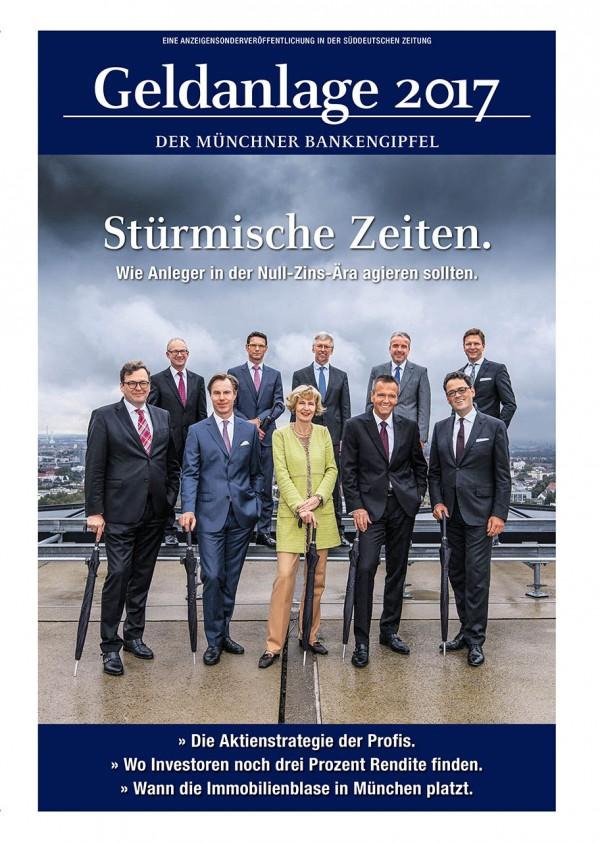 SZ Bankengipfel München